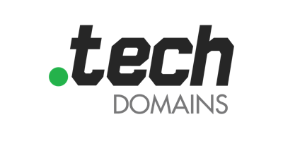 .tech domains logo